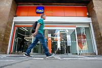 SÃO PAULO, SP, 21.05.2019: FACHADA DO BANCO ITAÚ -SP- Fachada do Banco Itaú Unibanco, que iniciou plano para fechar até 400 agências no pais,   São Paulo, SP, terça-feira (21). (Foto: Marivaldo Oliveira/Código19)