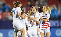 USWNT vs Canada, October 17, 2018