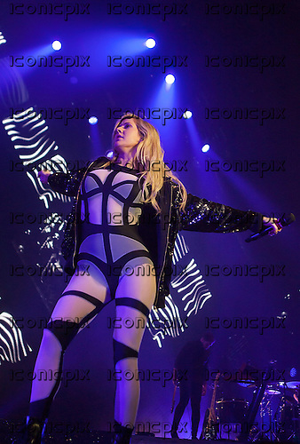 ELLIE GOULDING - performing live at the Trent Arena in Nottingham UK - 05 Mar 2014.  Photo credit: Anthony Woolley/IconicPix