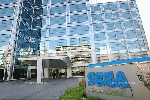 Sega headquarters