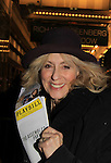 """One Life To Live Judith Light """"Karen Wolek"""" stars in Broadway's """"The Assembled Parties"""" starting today March 23, 2013 at The Samuel J. Friedman Theatre, New York City, New York.  (Photo by Sue Coflin/Max Photos)"""
