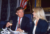 Donald Trump & Marla Maples 1993<br />