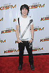 Mitchell musso backstage at The 102.7's KIIS-FM's Wango Tango 2009 held at The Verizon Wireless Ampitheatre in Irvine, California on May 09,2009                                                                     Copyright 2009 Debbie VanStory / RockinExposures