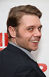 "Nathaniel Hackmann attends the Off-Broadway Opening Night Premiere of  ""Jerry Springer-The Opera"" on February 22, 2018 at the Green Fig Urban Eatery in New York City."
