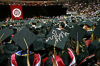06122011 - Seattle University, Commencement, undergraduate ceremony 2011