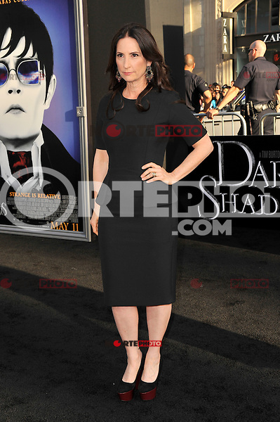 Rona Pfeiffer at the premiere of Warner Bros. Pictures' 'Dark Shadows' at Grauman's Chinese Theatre on May 7, 2012 in Hollywood, California. © mpi35/MediaPunch Inc.