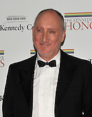 Pete Townshend, who is one of the 2008 Kennedy Center honorees, arrives for the formal Artist's Dinner at the United States Department of State in Washington, D.C. on Saturday, December 6, 2008..Credit: Ron Sachs / CNP