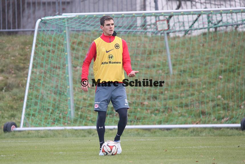 Johannes Flum (Eintracht) - Eintracht Frankfurt Training, Commerzbank Arena