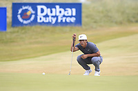 Thorbjorn Olesen (DEN) during the 3rd round of the Dubai Duty Free Irish Open, Ballyliffin Golf Club, Ballyliffin, Co Donegal, Ireland.<br /> Picture: Golffile | Thos Caffrey<br /> <br /> <br /> All photo usage must carry mandatory copyright credit (&copy; Golffile | Thos Caffrey)