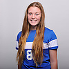 Dana Scheriff of North Babylon poses for a portrait during the 2015 Newsday All-Long Island girls' soccer shoot at company headquarters on Monday, Dec. 7, 2015.
