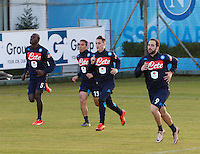 Gonzalo Higuain <br /> Allenamento del Napoli nel centro sportivo di CastelVolturno