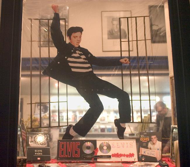 Elvis My Happiness Shop, Paris, France, Europe