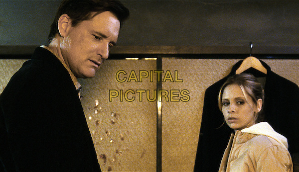 BILL PULLMAN & SARAH MICHELLE GELLAR.in The Grudge.Filmstill - Editorial Use Only.CAP/AWFF.supplied by Capital Pictures.