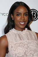 LOS ANGELES, CA - JULY 09: Kelly Rowland at the 4th Annual Beautycon Festival Los Angeles at the Los Angeles Convention Center on July 9, 2016 in Los Angeles, California. Credit: David Edwards/MediaPunch