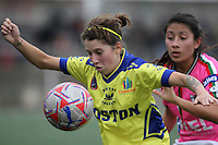 Futbol Femenino 2014 Palestino vs Boston College