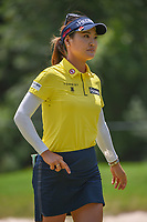 So Yeon Ryu (KOR) after sinking her par putt on 10 during round 4 of the 2018 KPMG Women's PGA Championship, Kemper Lakes Golf Club, at Kildeer, Illinois, USA. 7/1/2018.<br /> Picture: Golffile | Ken Murray<br /> <br /> All photo usage must carry mandatory copyright credit (&copy; Golffile | Ken Murray)