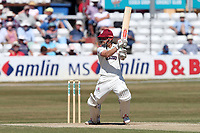 James Hildreth of Somerset in batting action during Essex CCC vs Somerset CCC, Specsavers County Championship Division 1 Cricket at The Cloudfm County Ground on 27th June 2018