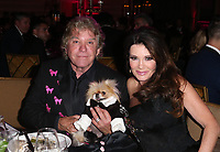 LOS ANGELES, CA - NOVEMBER 9: Ken Todd, Lisa Vanderpump, at the 2nd Annual Vanderpump Dog Foundation Gala at the Taglyan Cultural Complex in Los Angeles, California on November 9, 2017. Credit: November 9, 2017. <br /> CAP/MPI/FS<br /> &copy;FS/MPI/Capital Pictures