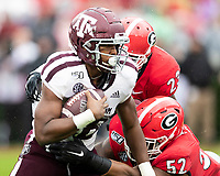 Georgia Bulldogs v Texas A & M Aggies, November 23, 2019