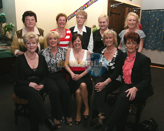 Mary Weldon and the Drogheda Pantomine Group at Mary's birthday in Corrigans...Photo NEWSFILE/Jenny Matthews.(Photo credit should read Jenny Matthews/NEWSFILE)....This Picture has been sent you under the condtions enclosed by:.Newsfile Ltd..The Studio,.Millmount Abbey,.Drogheda,.Co Meath..Ireland..Tel: +353(0)41-9871240.Fax: +353(0)41-9871260.GSM: +353(0)86-2500958.email: pictures@newsfile.ie.www.newsfile.ie.FTP: 193.120.102.198.