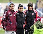 7 April 2007: .. The Colorado Rapids defeated DC United 2-1 at Dick's Sporting Goods Park in Denver, Colorado in the opening game of the MLS regular season.