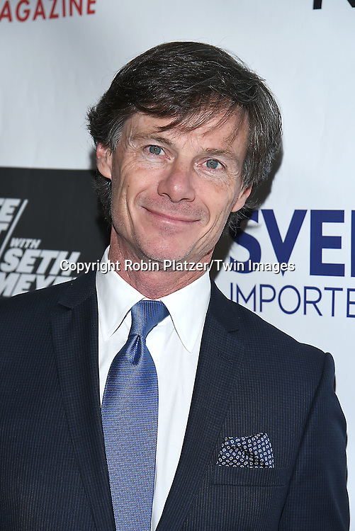 Paul Turcotte attends the&quot;TV Guide Magazine&quot; Party for Cover Star Seth Meyers on June 14, 2016 at the W New York Hotel in New York City, New York, USA.<br /> <br /> photo by Robin Platzer/Twin Images<br />  <br /> phone number 212-935-0770