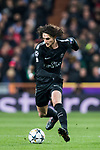 Adrien Rabiot of Paris Saint Germain xi1during the UEFA Champions League 2017-18 Round of 16 (1st leg) match between Real Madrid vs Paris Saint Germain at Estadio Santiago Bernabeu on February 14 2018 in Madrid, Spain. Photo by Diego Souto / Power Sport Images