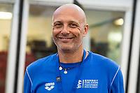 Enzo Iodice Energy Standard Coach<br /> day 02  09-08-2017<br /> Energy For Swim<br /> Rome  08 -09  August 2017<br /> Stadio del Nuoto - Foro Italico<br /> Photo