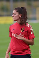 20200627 - TUBIZE , Belgium : Romy Camps is pictured during a training session of the Belgian Red Flames U19, on the 27 th of June 2020 in Tubize.  PHOTO SEVIL OKTEM| SPORTPIX.BE