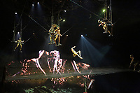 Cirque du Soliel - Sheffield Arena 2018