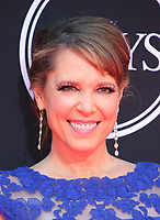 LOS ANGELES, CA - JULY 12: Hannah Storm at The 25th ESPYS at the Microsoft Theatre in Los Angeles, California on July 12, 2017. Credit: Faye Sadou/MediaPunch