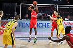 Jordan Crawford (Brose Bamberg) am Ball, EWE Baskets Oldenburg vs. Brose Bamberg, easycredit Basketball-Bundesliga, Viertelfinal Rueckspiel, 20.06.2020. nph0001 Foto: Eibner/Memmler/Pool/nordphoto