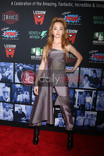 """Ruby Jay<br /> at """"Excelsior! A Celebration of the Amazing, Fantastic, Incredible & Uncanny Life of Stan Lee,"""" TCL Chinese Theater, Hollywood, CA 01-30-19<br /> David Edwards/DailyCeleb.com 818-249-4998"""
