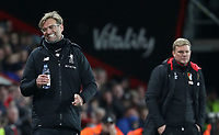 Manager Jurgen Klopp of Liverpool during the Premier League match between Bournemouth v Liverpool, played at Vitality Stadium, Bournemouth on 17 Dec 2017
