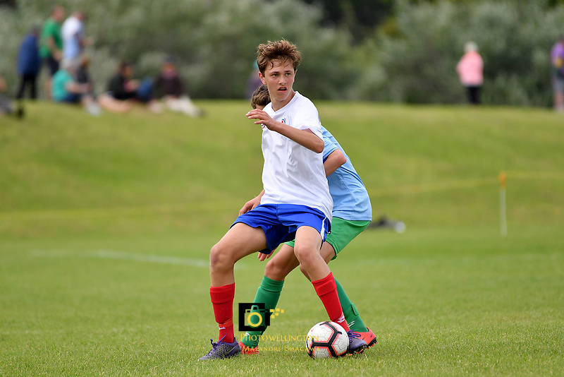 National Age Group Tournament at Petone Memorial Park, Lower Hutt, New Zealand on Saturday 15 December 2018. <br /> Photo by Masanori Udagawa. <br /> www.photowellington.photoshelter.com