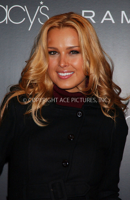WWW.ACEPIXS.COM . . . . . ....November 15 2007, New York City....Model Petra Nemcova at Macy's to promote Rampage Clothing....Please byline: KRISTIN CALLAHAN - ACEPIXS.COM.. . . . . . ..Ace Pictures, Inc:  ..(646) 769 0430..e-mail: info@acepixs.com..web: http://www.acepixs.com