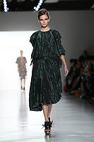 Son Jung Wan<br /> catwalk fashion show at New York Fashion Week<br /> Spring Summer 2018<br /> in New York, USA September 2017.<br /> CAP/GOL<br /> &copy;GOL/Capital Pictures