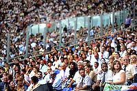 Roma, 14 Agosto 2010.Stadio Olimpico.Assemblea di distretto Lazio e Umbria per  i Testimoni di Geova radunati in circa 20.000.e Battesimo in acqua per 100 fedeli.Rome, August 14, 2010.Olympic Stadium.Assembly District Lazio and Umbria for the Jehovah's Witnesses gathered in about 20,000.and baptism in water for 100 faithful