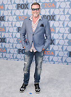 BEVERLY HILLS - AUGUST 7: Dean McDermott  attends the FOX 2019 Summer TCA All-Star Party on New York Street on the FOX Studios lot on August 7, 2019 in Los Angeles, California. (Photo by Scott Kirkland/FOX/PictureGroup)