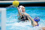 INDIANAPOLIS, IN - MAY 14: Kat Klass (10) of Stanford University in action during the Division I Women's Water Polo Championship against UCLA held at the IU Natatorium-IUPUI Campus on May 14, 2017 in Indianapolis, Indiana. (Photo by Joe Robbins/NCAA Photos/NCAA Photos via Getty Images)