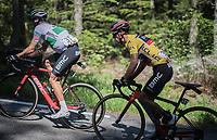 Richie Porte (AUS/BMC)<br /> <br /> stage 7: Aoste &gt; Alpe d'Huez (168km)<br /> 69th Crit&eacute;rium du Dauphin&eacute; 2017