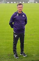 Pictured: Claudio Bordon Monday 04 July 2016<br /> Re: Swansea City FC players at the Landore training ground, return for this season's preparation.