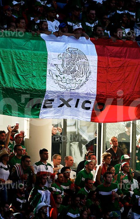 FussballInternational WM 2006 Vorrunde Mexiko-Iran Fans