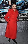 "HOLLYWOOD, CA - MARCH 22: Joan Collins attends HBO's ""His Way"" Los Angeles Premiere at Paramount Theater on the Paramount Studios lot on March 22, 2011 in Hollywood, California."