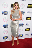 LONDON, UK. September 22, 2018: Chloe Simms at the Paul Strank Charitable Trust Annual Gala at the Bank of England Club, London.<br /> Picture: Steve Vas/Featureflash