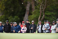 Tyrrell Hatton (ENG) during the 3rd round of the World Cup of Golf, The Metropolitan Golf Club, The Metropolitan Golf Club, Victoria, Australia. 24/11/2018<br /> Picture: Golffile | Anthony Powter<br /> <br /> <br /> All photo usage must carry mandatory copyright credit (&copy; Golffile | Anthony Powter)
