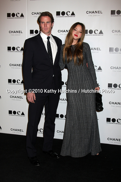 """LOS ANGELES - NOV 13:  Devon Aoki  arrives at the MOCA's Annual Gala """"The Artist's Museum Happening"""" 2010 at Museum of Contemporary Art on November 13, 2010 in Los Angeles, CA"""