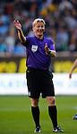 Nederland, Arnhem, 28 april 2013.Eredivisie.Seizoen 2012-2013.Vitesse-Willem II (3-1).Scheidsrechter Kevin Blom