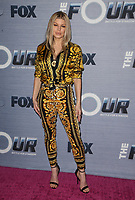 WEST HOLLYWOOD, CA - FEBRUARY 8: Fergie at the season finale viewing party for The Four: Battle For Stardom at Delilah in West Hollywood, California on February 8, 2018. <br /> CAP/MPI/FS<br /> &copy;FS/MPI/Capital Pictures