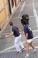 4º encierro Cuellar -Segovia-